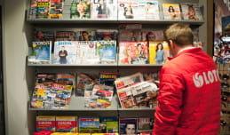Ulubione gazety klientów stacji Lotosu