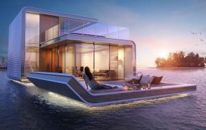 Dryfujące wille, czyli dom za 12 mln dolarów