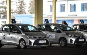 PORD zamówi 116 samochodów do egzaminowania