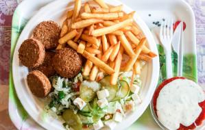 Gdzie zjeść w Trójmieście: falafel