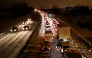 Zima kuje asfalt na Obwodnicy Trójmiasta. Czekają nas remonty