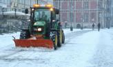Jak pozbyć się nadmiaru śniegu z miasta?