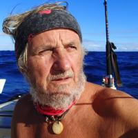 Romuald Koperski przepłynął Atlantyk