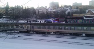 Mężczyzna zginął pod kołami pociągu