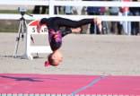 Gimnastyczka skakała po meblach, teraz marzy o igrzyskach