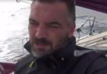Zbigniew Gutkowski po miesiącu rejsu dookoła świata