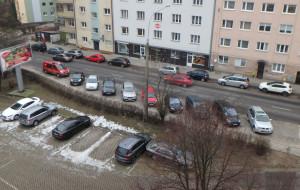Gdynia: parkingowe zamieszanie przy ul. Warszawskiej