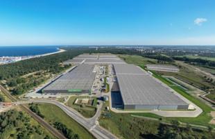 Prawie 100 tys. m kw.  magazynów przy terminalu kontenerowym DCT