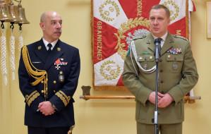 Nowy komendant Morskiego Oddziału Straży Granicznej