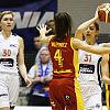 Basket 90 przegrał z liderem BLK