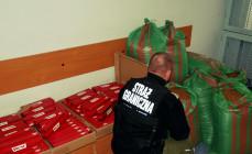 Nielegalny tytoń o wartości 130 tys. zł