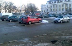 Gdynia: parking przy plaży do przebudowy