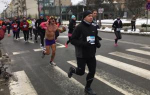 Biegacze na nowej trasie uczcili urodziny Gdyni