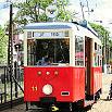 Walentynkowy tramwaj znów na torach
