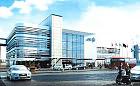 Nowy terminal promowy w Gdyni. Na razie na wizualizacjach