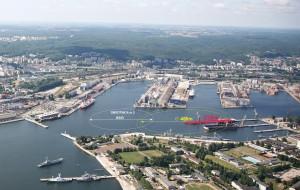 Port Gdynia skorzysta na sprzedaży Stoczni Marynarki Wojennej
