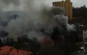 Śmiertelna ofiara pożaru w Sopocie