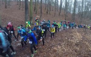 Przebiegli 65 km po lasach Trójmiasta