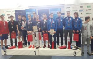 Dwa medale w mistrzostwach Polski juniorów