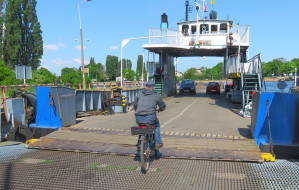 Będzie nowy prom Wisłoujście dla pieszych i rowerzystów?