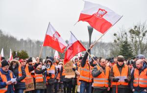 Lotos Kolej. Pracownicy obronili dyrektora