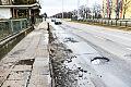 Aleja Hallera w Gdańsku do remontu