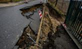 Kamienna Góra: mieszkańcy zgłaszali osuwisko od lat