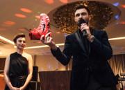 Katarzyna Sokołowska i Filip Bobek wsparli bal na rzecz sopockiego hospicjum