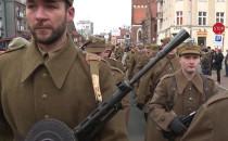 Defilada pamięci Żołnierzy Wyklętych przeszła przez Gdańsk