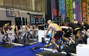 Triathlon bez chłodzenia pod dachem