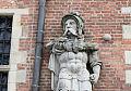 Okradł figurę Kozaka z Wielkiej Zbrojowni