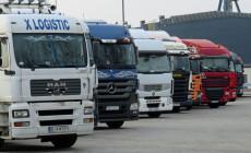 Pierwszy płatny parking dla ciężarówek, ale to nie port na nim zarabia