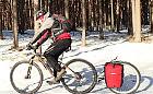 Zimowy biwak pod namiotem