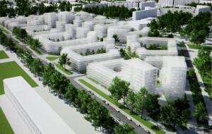 Gdańsk. Plany dla zajezdni przy Hallera, części Młodego Miasta oraz części Oliwy wyłożone po raz kolejny