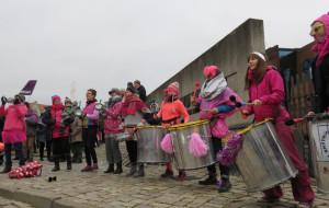 Kobiety w koronach zamanifestują 8 marca w Gdańsku