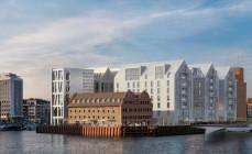Rozpoczyna się budowa hotelu i mieszkań na Wyspie Spichrzów