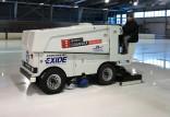 Niesamowite maszyny. Rolba do czyszczenia lodowiska