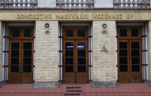 Minister: dowództwo Marynarki Wojennej wraca do Gdyni
