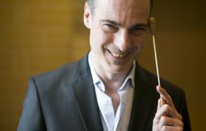 Nowy dyrektor artystyczny Orkiestry PFB rozpoczyna pracę