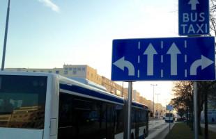 Więcej autobusów na Chwarzno, gdy powstanie buspas