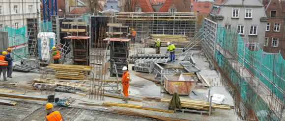 Powstają kolejne hotele w Śródmieściu Gdańska