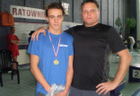 Sport talent: Cyprian Krassowski