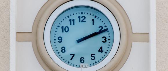 Przestawiliśmy zegarki na czas letni