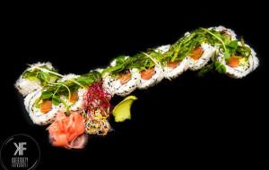 Wiosna z sushi za połowę ceny w New Kansai Sushi