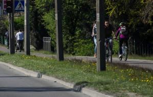Policja szuka świadków kolizji... rowerzystów