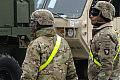 311 ciężarówek sprzętu amerykańskiej armii w gdańskim porcie