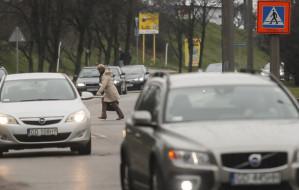 Gdynia: mieszkańcy chcą kładki nad ul. Kwiatkowskiego