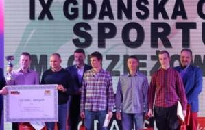 Gdańsk nagradza w sporcie młodzieżowym