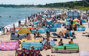 Parawany (nie) znikną z plaż Trójmiasta