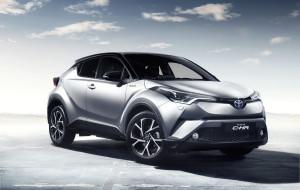 Hybrydowy miesiąc z nagrodami w salonach Toyota Walder